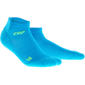 cep Dynamic+ Ultralight Low-Cut Socks Men electric blue/green